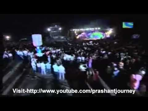 Prashant Indian Idol Finale 1