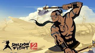 Shadow Fight 2 (БОЙ С ТЕНЬЮ 2) ПРОХОЖДЕНИЕ - ПО ДОРОГЕ К ТИТАНУ