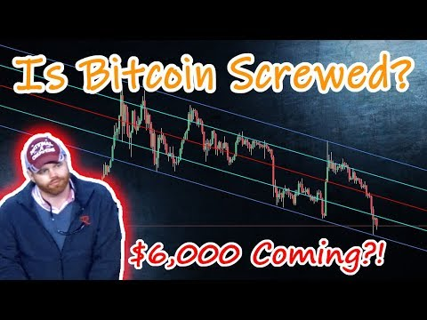 Bitcoin Live : BTC Breaking Critical Support! MonkaS! Ep. 768.5 - Crypto Technical Analysis
