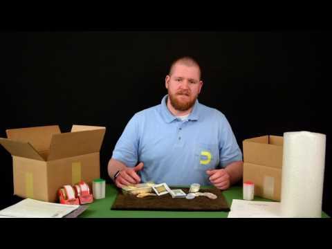 Proper Packing - Part 1 (How to ship precious metals)