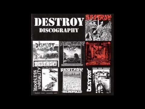 Destroy! - Discography - 1990-1994 (Full Album)