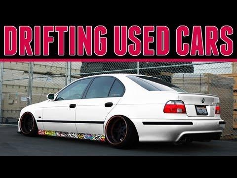 Forza Motorsport 4 | Drifting Used Cars | Episode 1