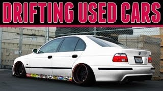 Forza Motorsport 4 | Drifting Used Cars | Episode 1