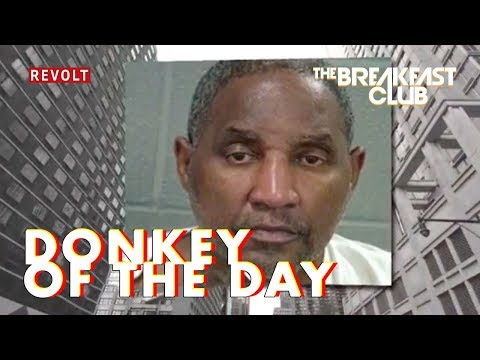 Kenneth Lee | Donkey Of The Day