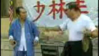 卖药膏- FUNNY!!! (Hokkien, Hakka, Cantonese!!!)