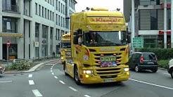 "Trucker- Konvoi   ""Ruf Teddybär eins-vier""   Bautzen 2018"