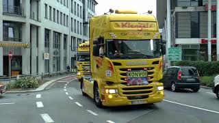 Trucker- Konvoi