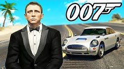 GTA 5 als JAMES BOND spielen!