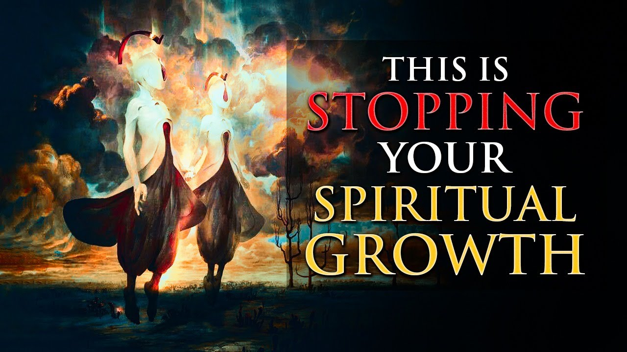 BREAKDOWN THE BARRIERS | How To Stop Blocking Your Spiritual Growth