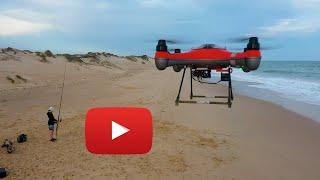 Splash Drone - Fishing Drone