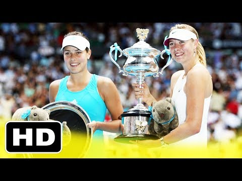 [HD] Maria Sharapova vs. Ana Ivanovic (Australian Open 2008 Highlights)