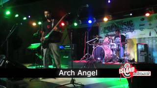 Arch Angel @ Annual Pop Music Awards 2012 at Space La Nouba