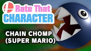 Chain Chomp - Rate That Character