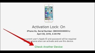 check apple lock before purchase