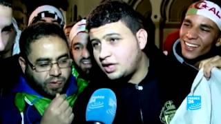 المنتخب الجزائري يقتطع تأشيرة التأهل لمونديال البرازيل