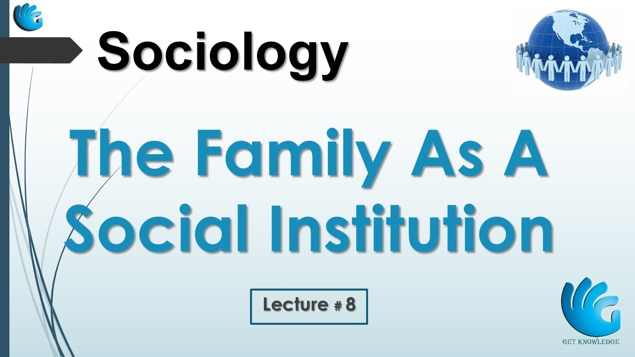 sociology type of family Research methods in the sociology of the family can be broken down to three major approaches this type of mothering is exclusive, wholly child centered.