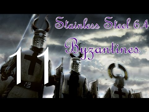 Stainless Steel: The Byzantine Empire - 11, Raiding and Other Frivolities