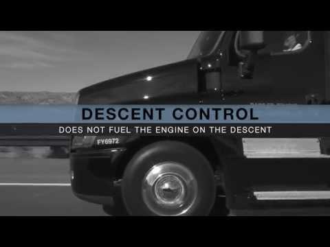 Detroit DT12 Training in a Freightliner | Descent Control