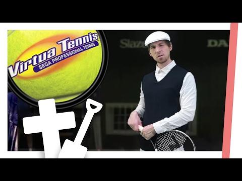 Virtua Tennis   Ausgegraben mit Michael