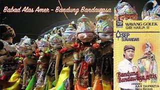 Wayang Golek Asep Sunandar-Bandung Bandawasa Kaset