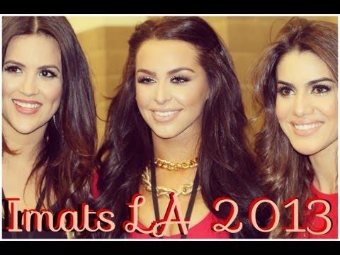 IMATS LA 2013 VLOG!