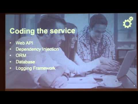 Kinjal Mehta and Brian Ritchie - From Dev to Ops - Code on the Beach 2015