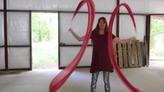 How to: Turning Circles with Streamers (Expressive Worship)
