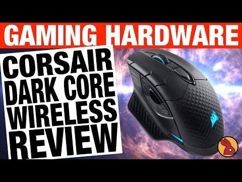 Corsair Dark Core RGB Gaming Mouse Review