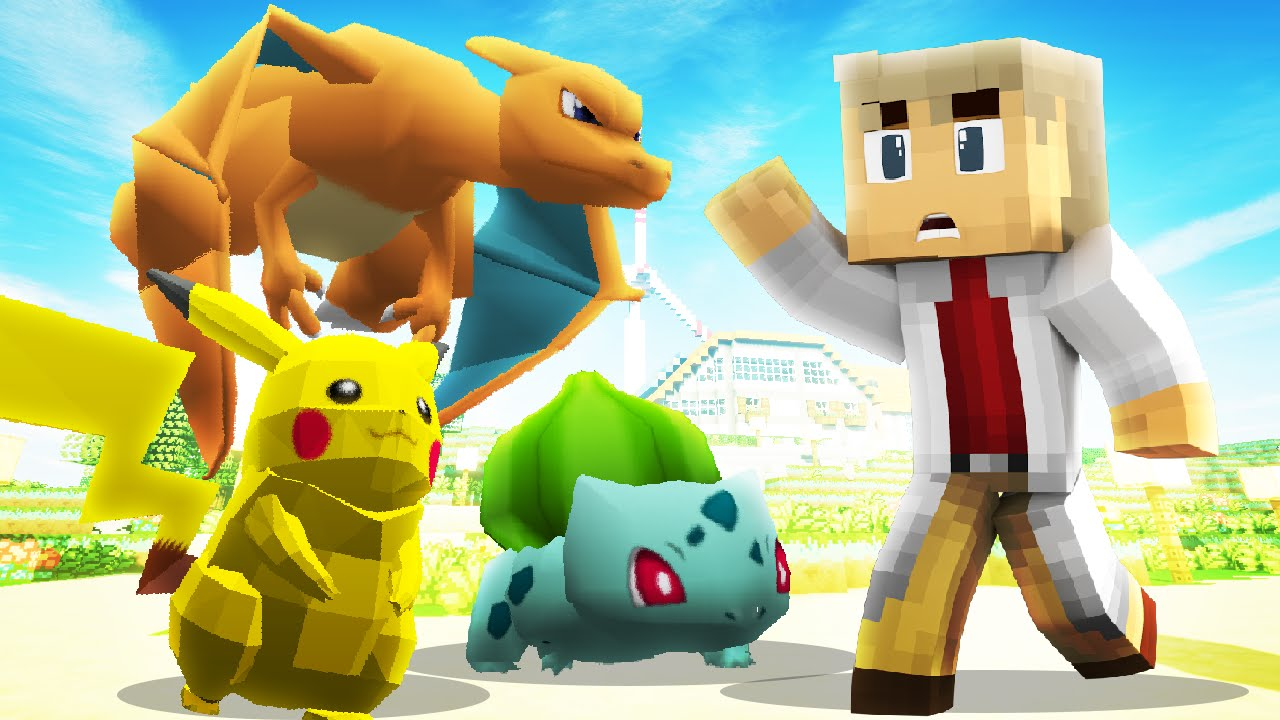 pokemon minecraft how to get exp.all
