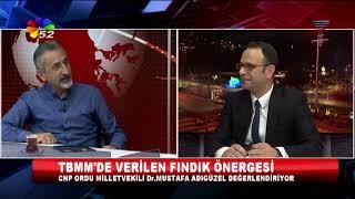 19/10/2018 HABER KRİTİK - Dr.MUSTAFA ADIGÜZEL / CHP ORDU MİLLETVEKİLİ