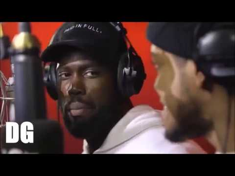 Ghetts ft Chip - Cant Run Out Of Bars