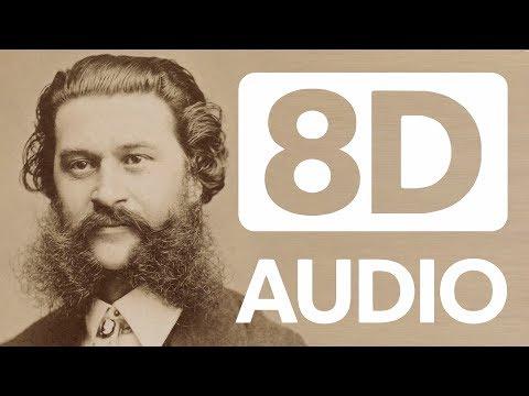 Classical music in 8D - Blue Danube - Strauss