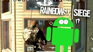 Rainbow Six Siege Out For Android!
