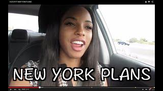 Vlog #177 New York Plans!