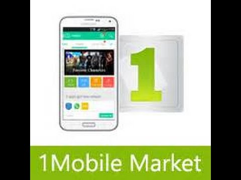 1 Mobile Market Tutorial Free App  For Android Devices.