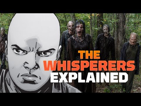 Whisperers Explained: The Walking Dead Villains in Human Skin Suits