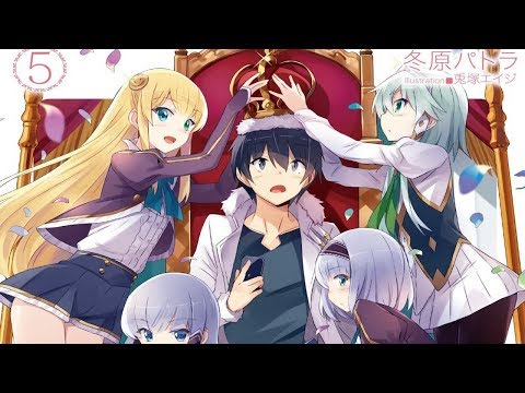 Top 6 New Harem Anime Worth Watching