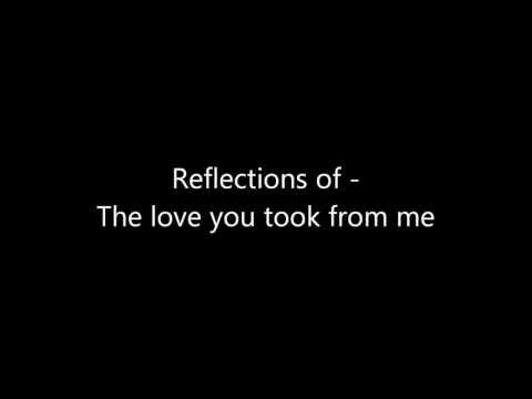 Reflections - Diana Ross and the Supremes - Lyrics