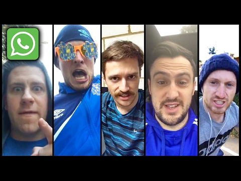 HASHTAG UNITED WHATSAPP GROUP CHAT HIGHLIGHTS!