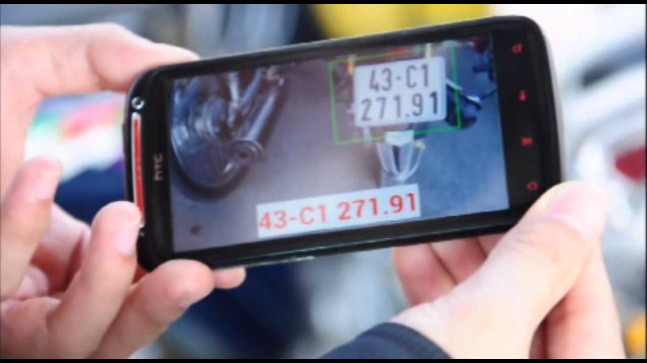 ANPR on Android: Realtime, Multi Plates