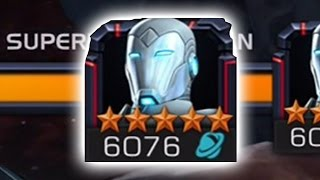 Marvel: Contest of Champions - 5-Star Superior Iron Man