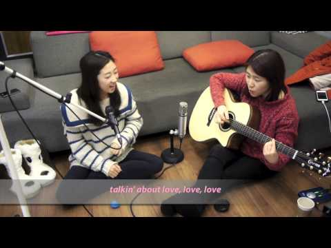 J Rabbit - Talkin' About Love (Flower Boy Next Door OST) - English and Rom. Lyrics