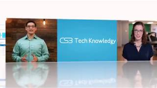 CS3 Technology Channel Intro