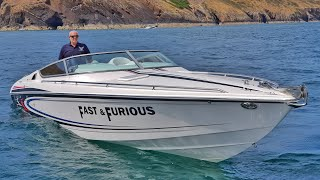 "Formula 292 Fastech ""Fast & Furious"" roostering across the bay The Warren to Abersoch 2019"