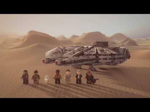LEGO Star Wars Millennium Falcon (75105) | Toys R Us Canada