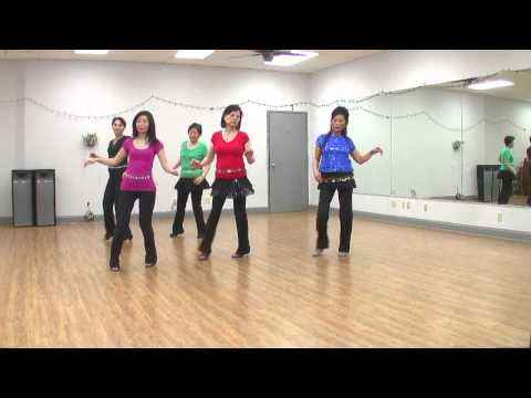 Now Or Never - Line Dance (Dance & Teach in English & 中文)