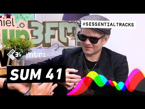 Sum 41's Deryck about Metallica, Beastie Boys & NOFX (and other inspirations)   5 Essential Tracks