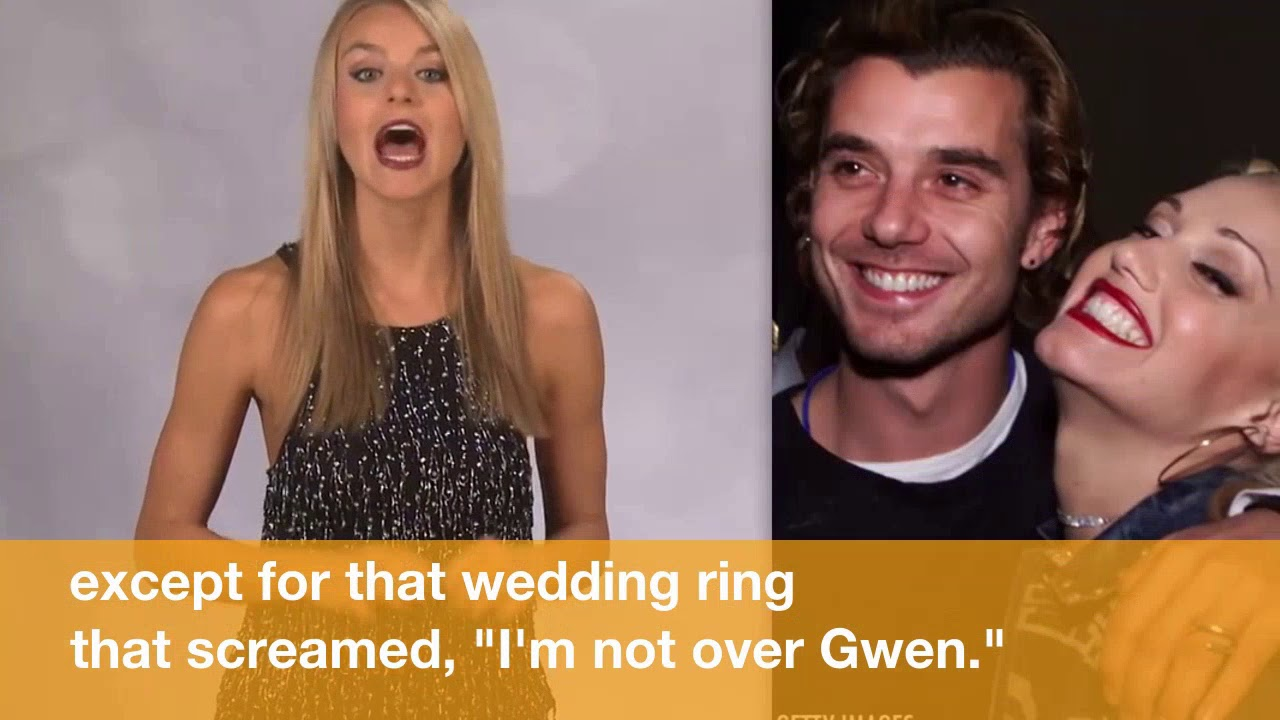 Gavin Rossdale Wearing Wedding Ring 2 Years After Gwen Stefani Divorce