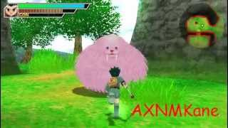 Hunter X Hunter: Wonder Adventure 2012 Gameplay [PSP]