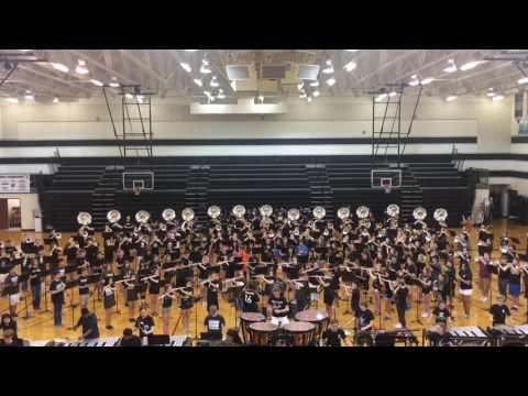 Vandegrift High School Marching Band 2017-18